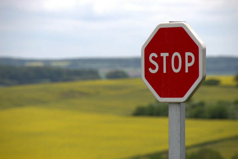 """Featured image for """"Stop! What not to include in your tender or grant submission"""""""